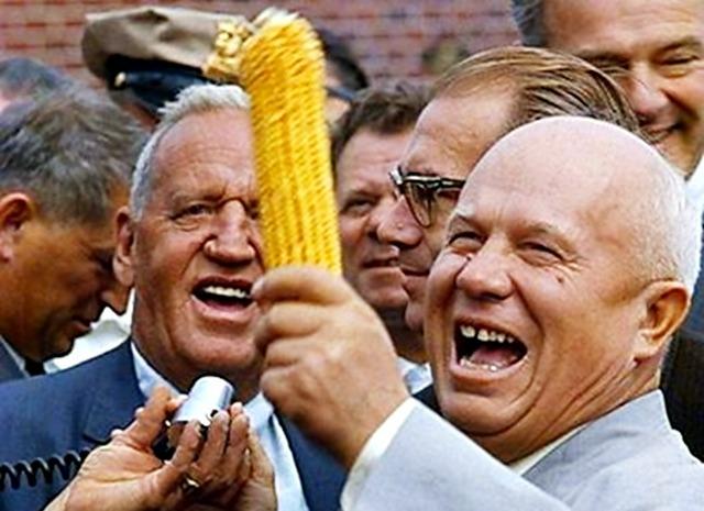 Кукурузное безумие - зачем Хрущ сажал царицу полей?