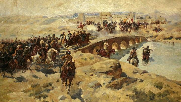 Финал «Большой игры» - сражение у Кушки едва не закончилось вооруженным конфликтом между Россией и Англией