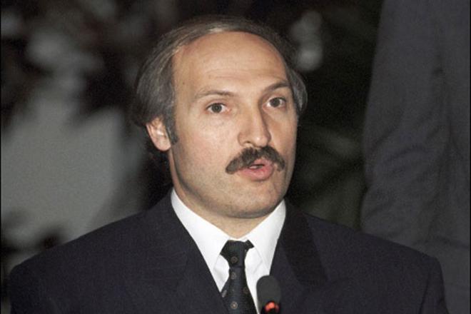 Александр Лукашенко - неудавшийся президент России