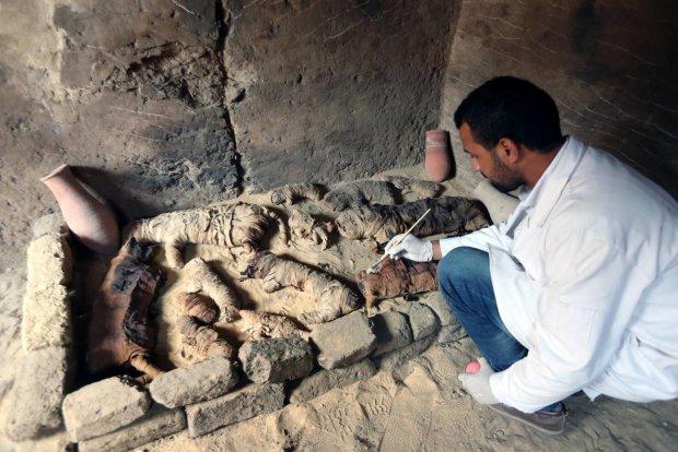 В Египте открыта уникальная гробница