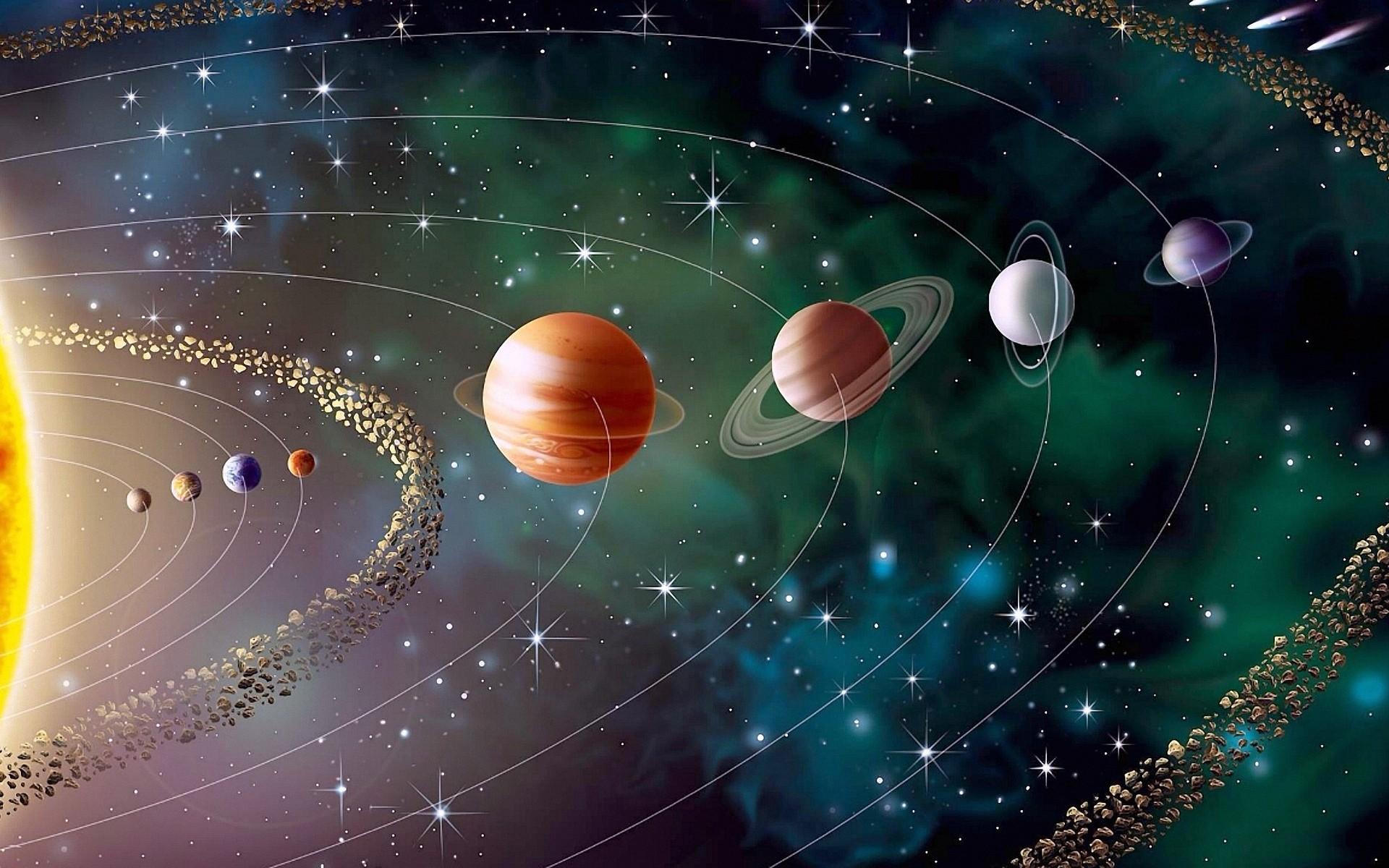 Солнечная система: история открытия и начало исследования