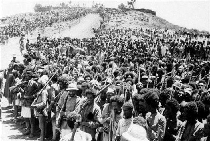 Первая итало-эфиопская война