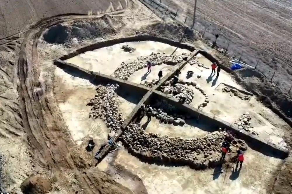 В Дагестане найден уникальный древний курган