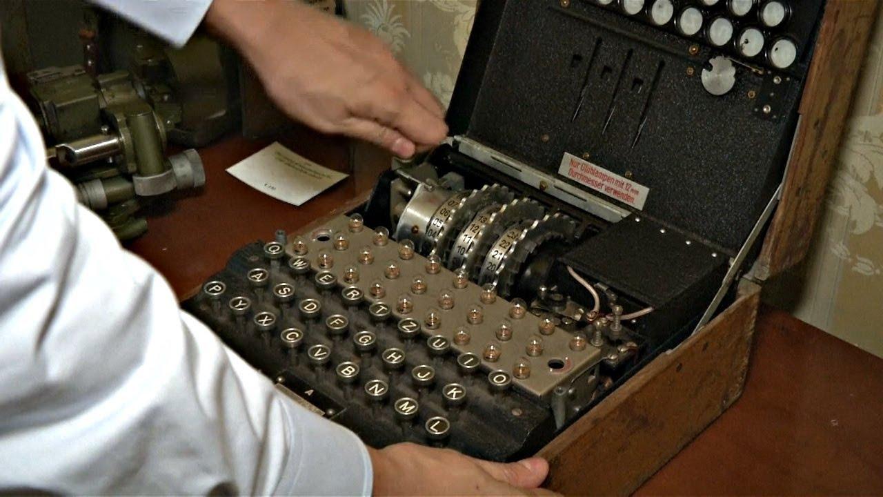 Криптография - искусство тайного письма