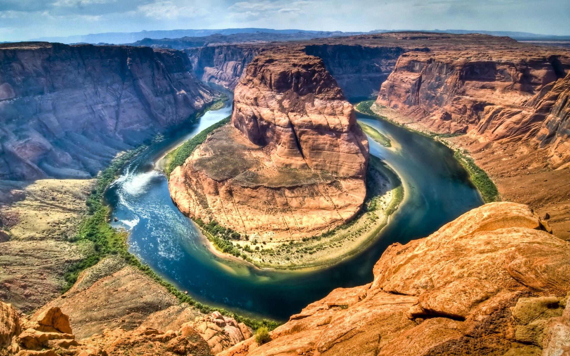 Большой каньон США и его секреты