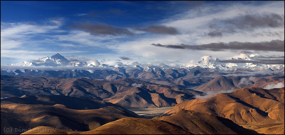 Как Тибет мог стать русским