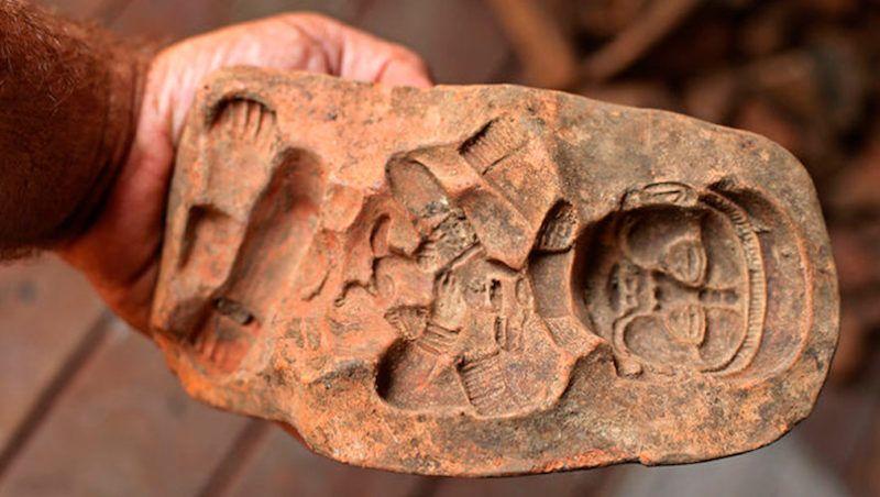 Археологами найдена дипломатическая мастерская майя