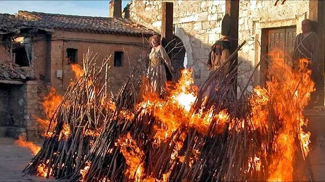 Средневековая охота на ведьм - культурный геноцид