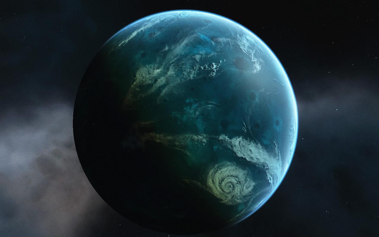 Экзопланеты - поиск обитаемых миров