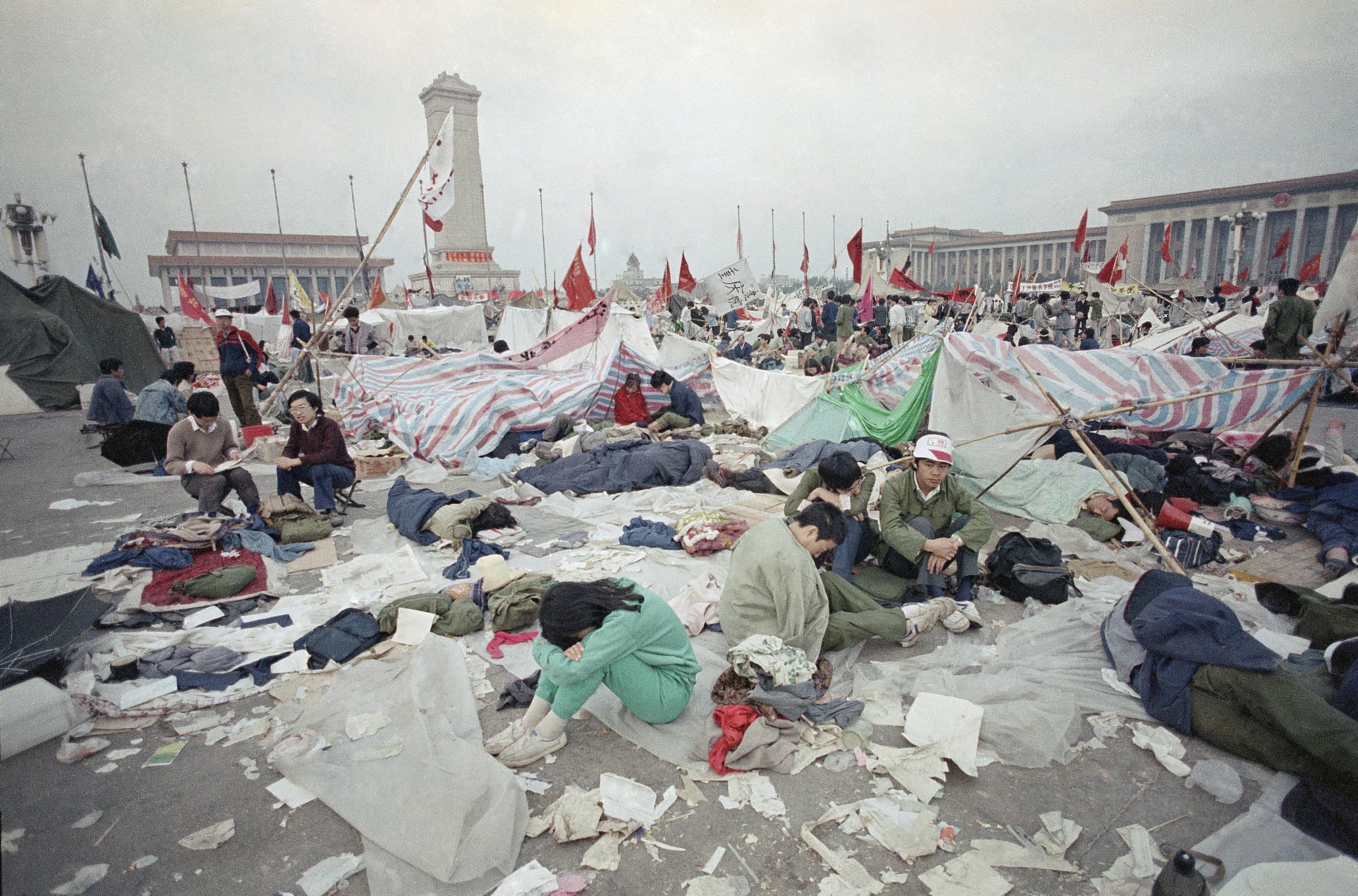 Бойня на площади Тяньаньмэнь - провал китайского майдана