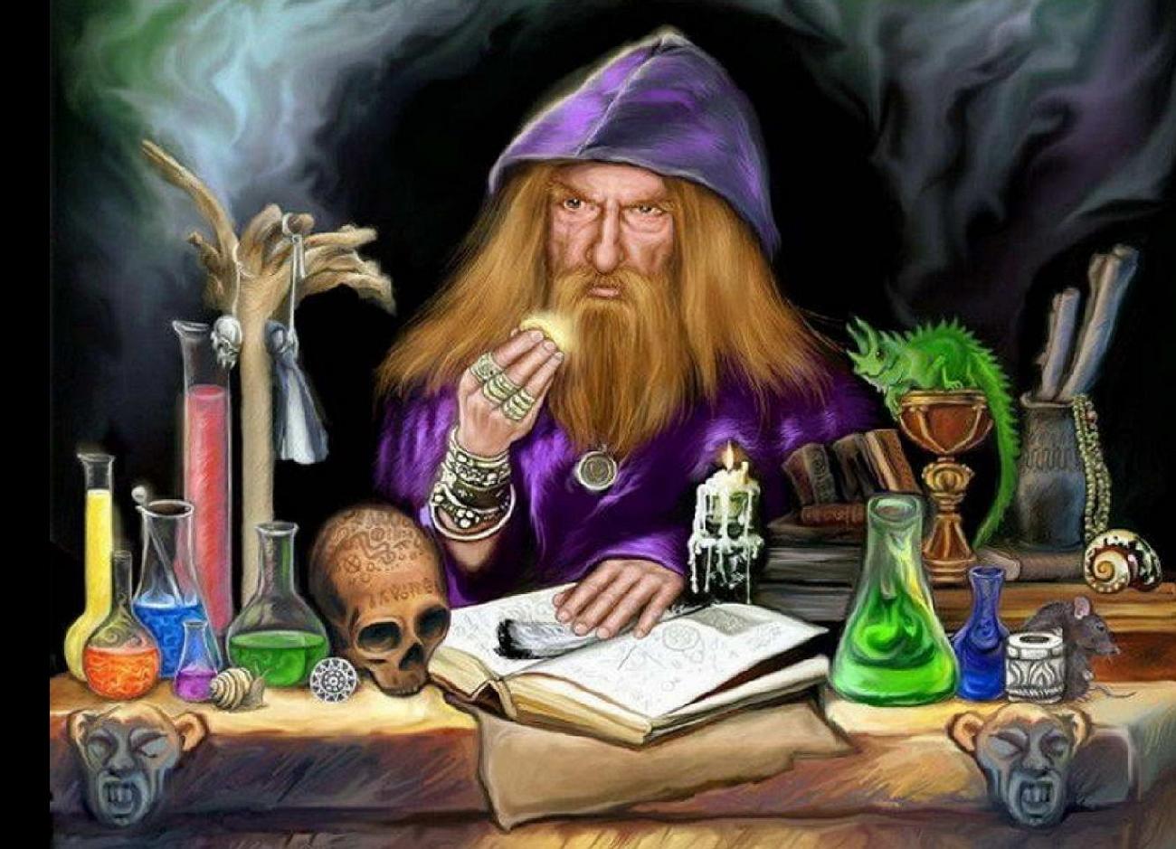 Алхимическое золото. Ученые скрывают средневековые рецепты?