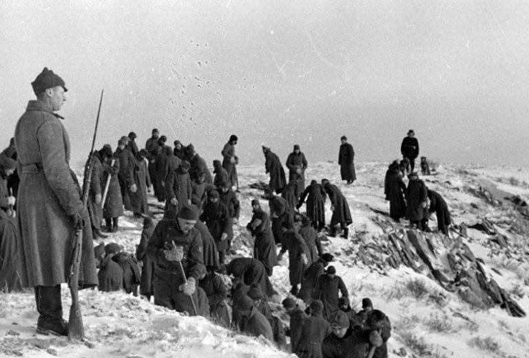 Трудовые армии в СССР: черная страница истории страны