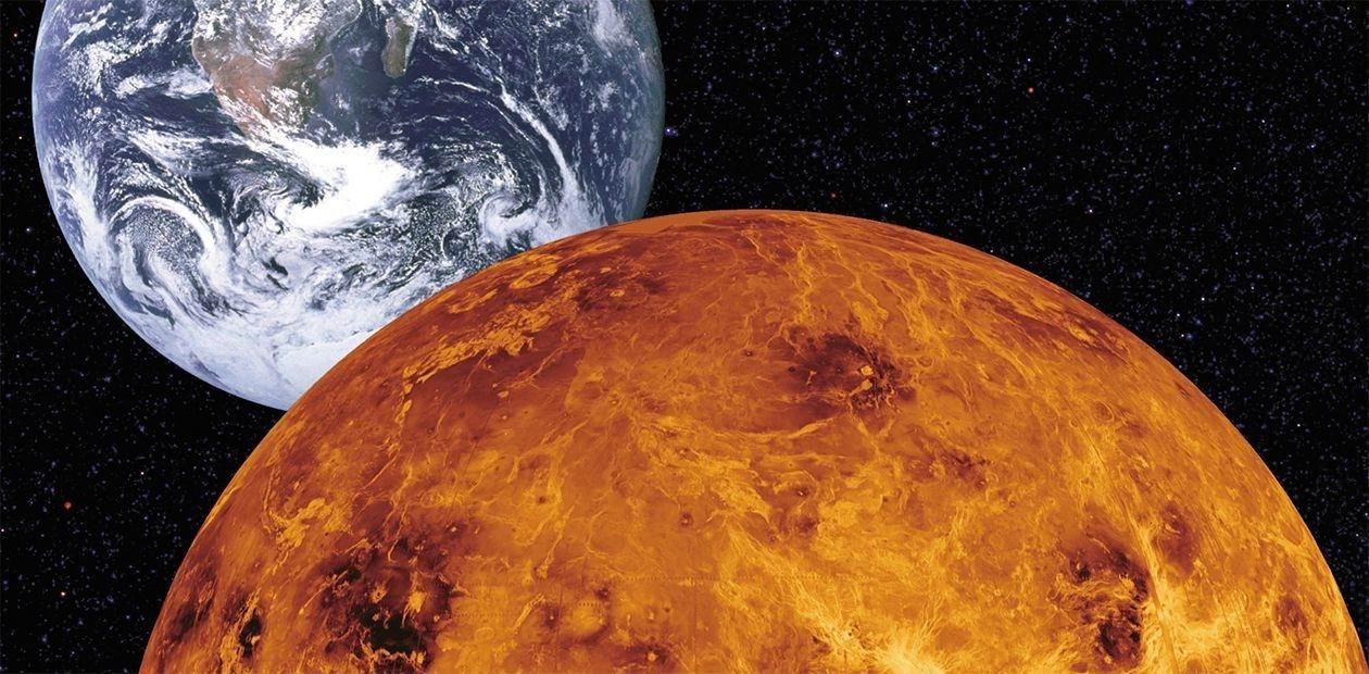 Россия планирует вернутся на Венеру