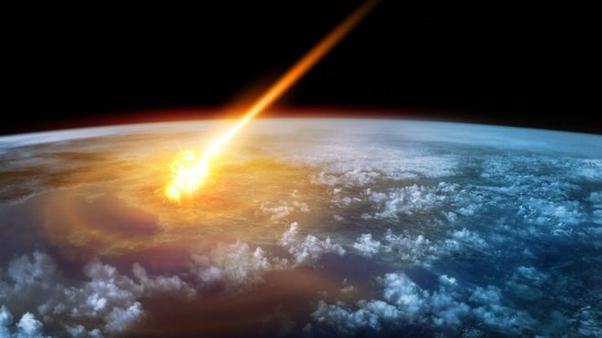 NASA: есть вероятность что астероид Апофис прибудет на Землю в 2029 году