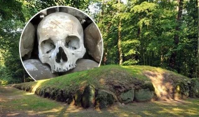 Неолитические пирамиды Польши