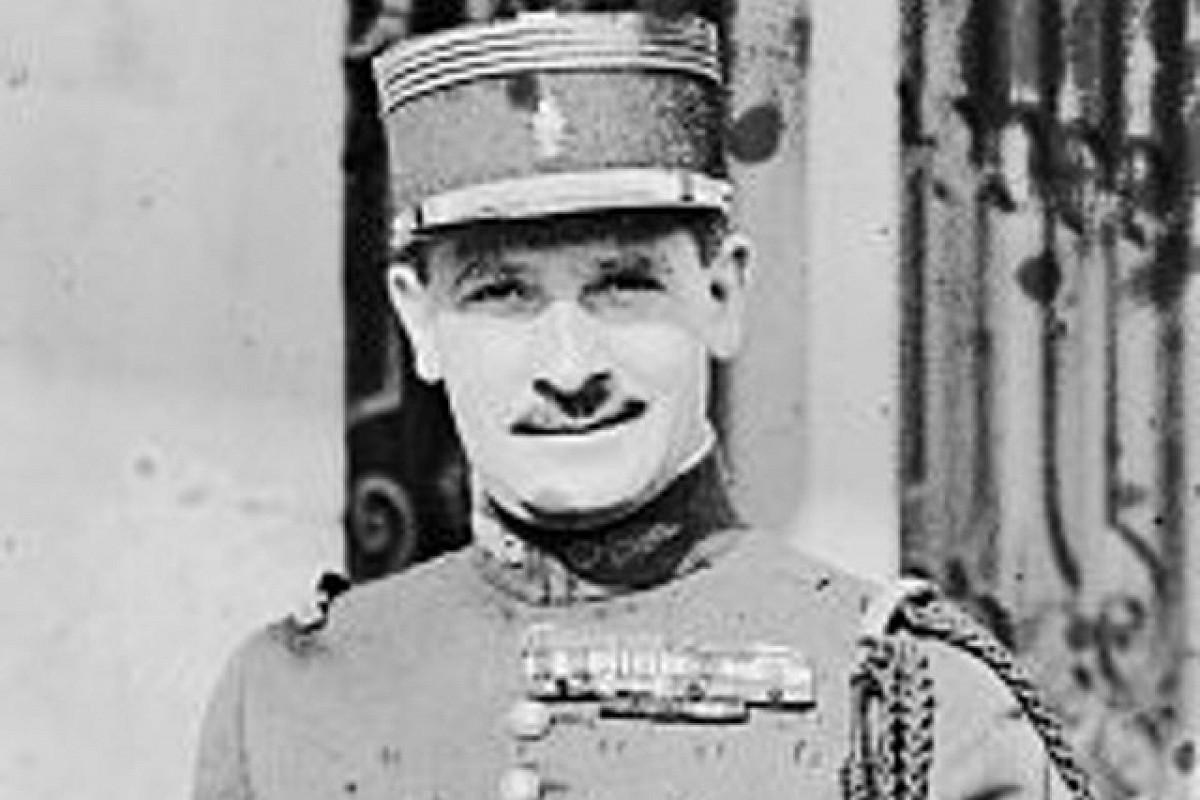 Зиновий Пешков - брат Свердлова и герой Франции