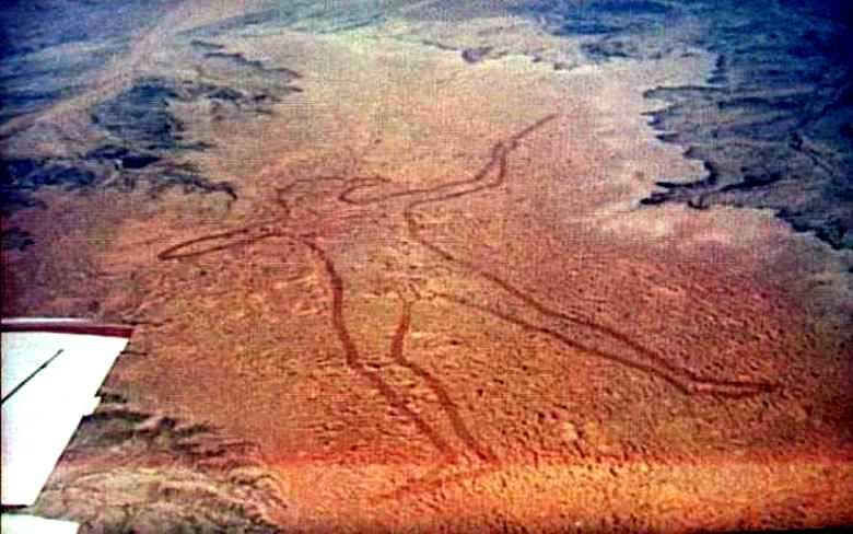 Геоглиф Марейского человека