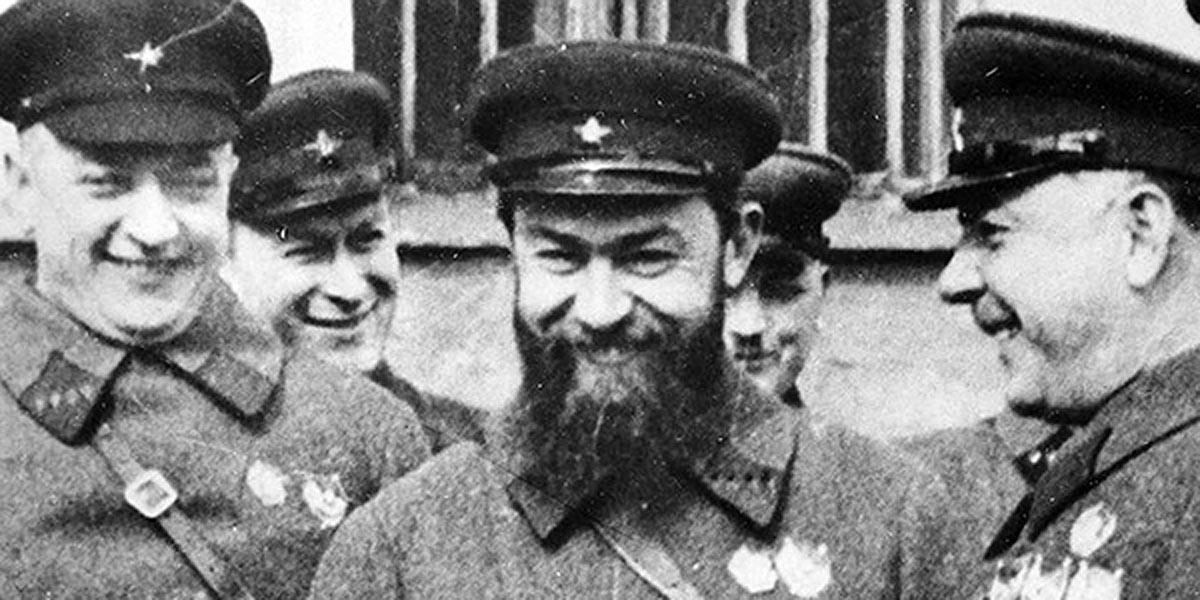 Ян Гамарник: враг народа реабилитированный посмертно