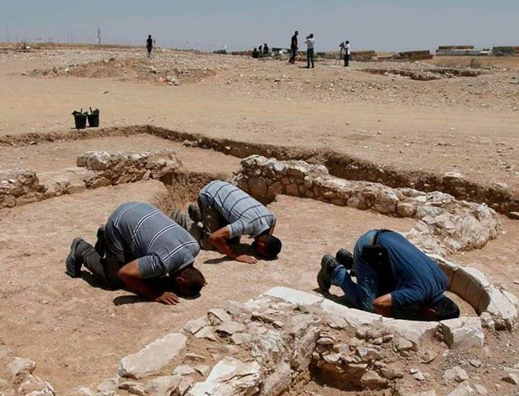 Крестьянская мечеть найдена в Израиле