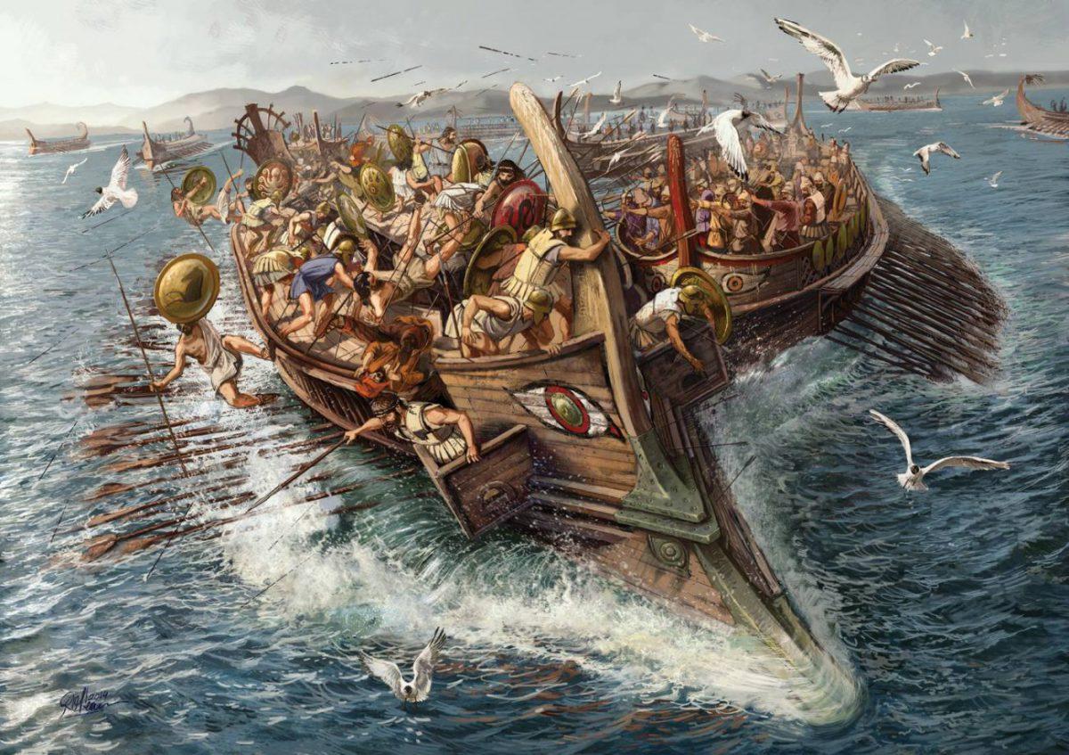 Саламин: морская битва, спасшая Грецию