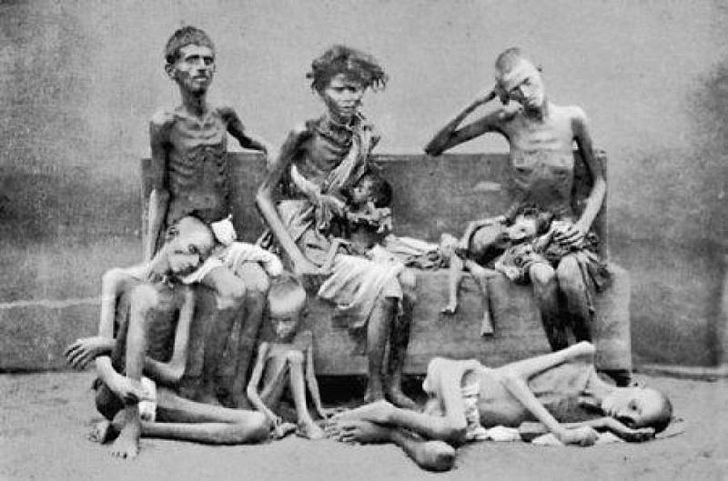 «Царь-голод» в Российской империи