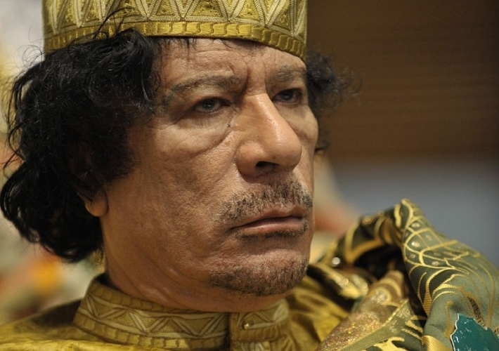 Пропавшие миллиарды диктатора Ливии