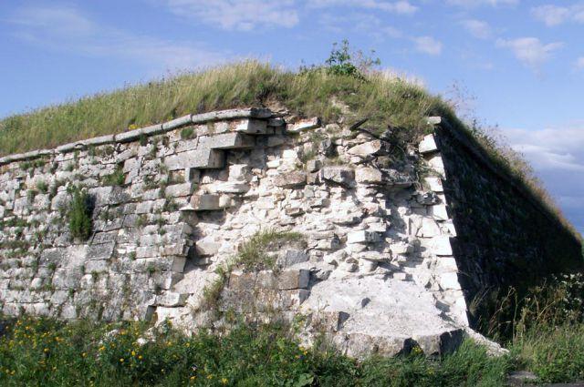 Ученые исследовали древнюю крепость Архангельска