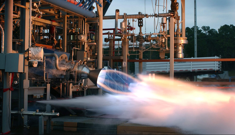 Российские ученые испытывают йодный двигатель