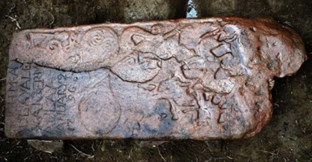 В Шотландии обнаружен древний ритуальный камень пиктов