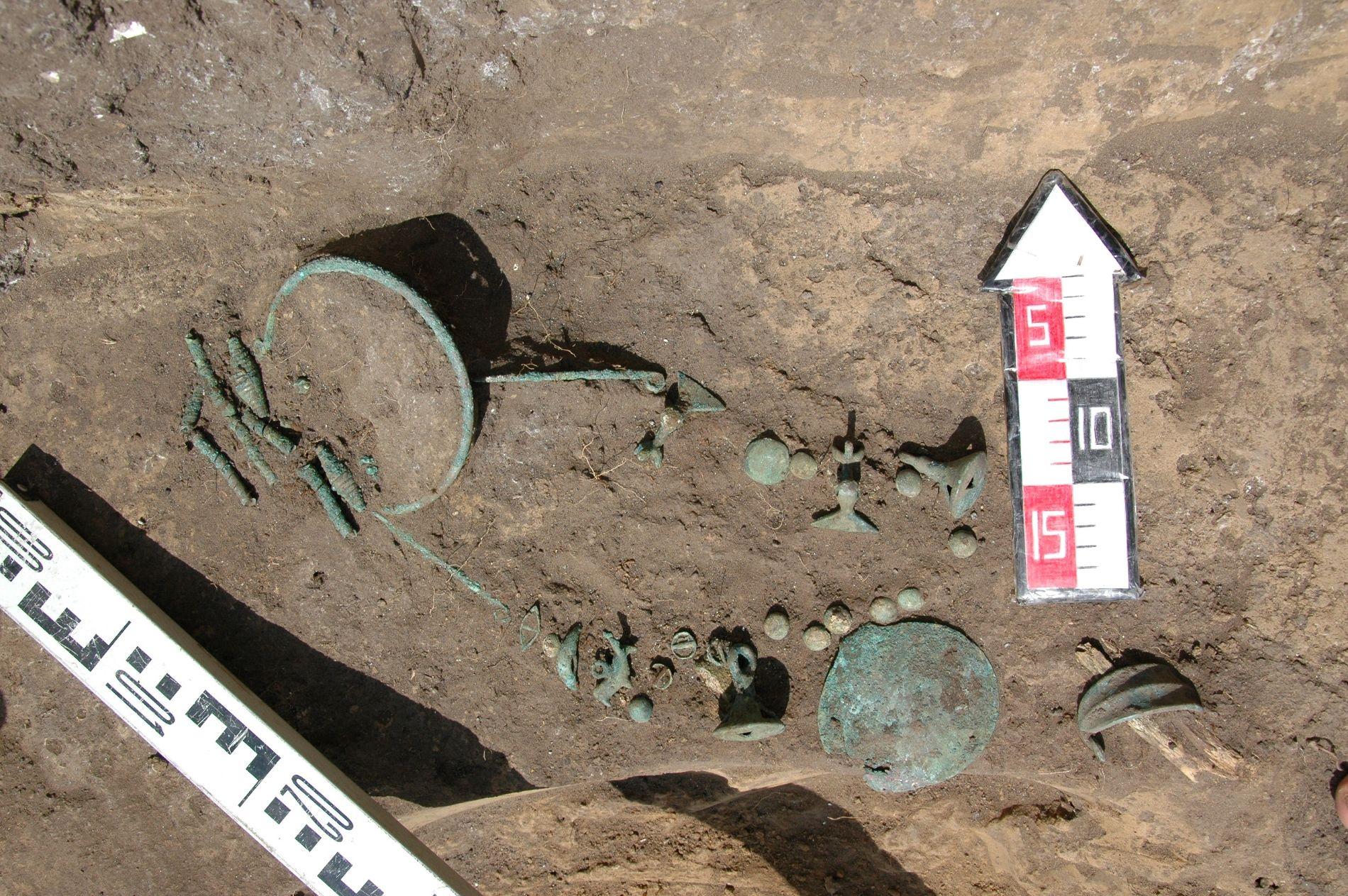 Уникальное сарматское зеркало найдено в Кабардино-Балкарии