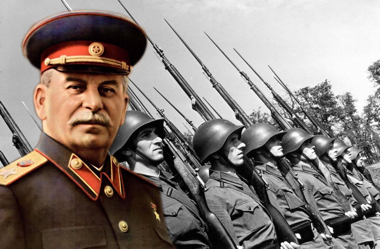 Товарищ Сталин - гениальный дилетант, победивший Гитлера