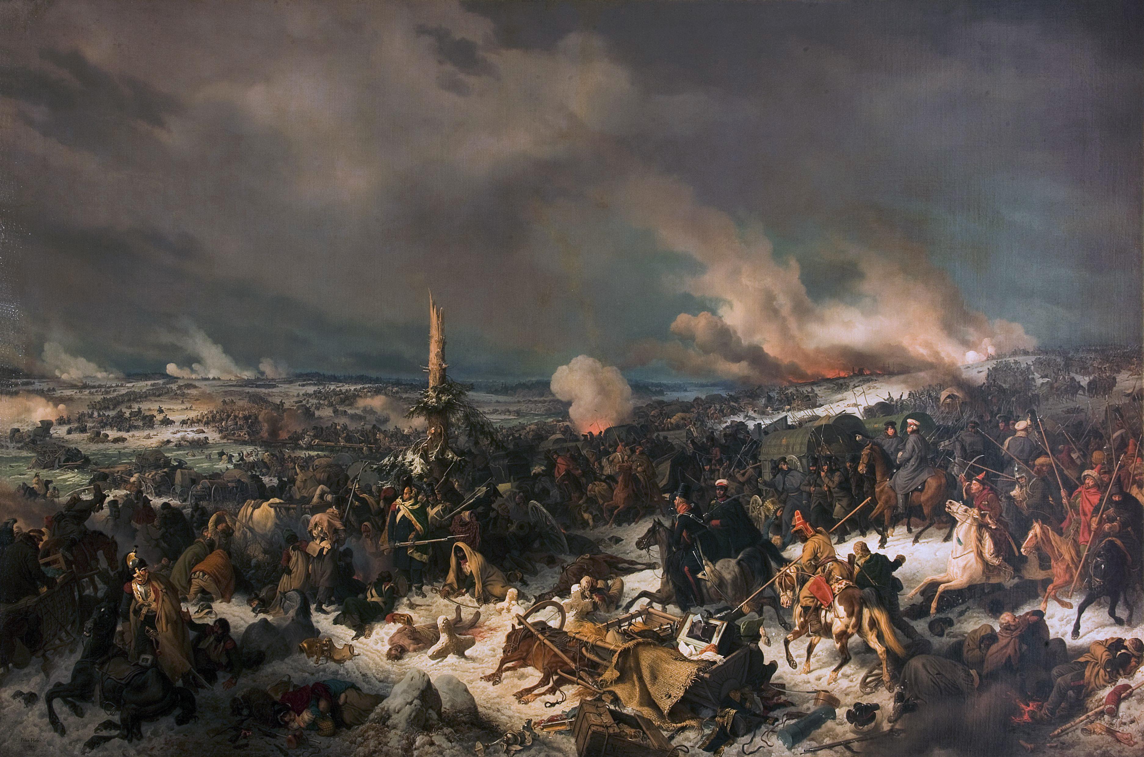 Почему Кутузов не добил Наполеона?