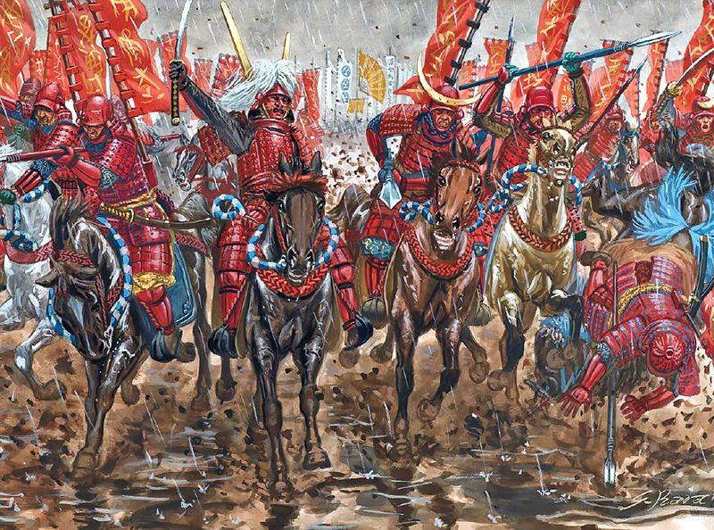 Победитель битвы при Сэкигахаре получил власть над Японией!