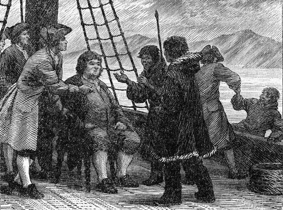Камчатская война Беринга