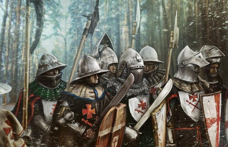 Победа в Ливонской войне сделала бы Россию великой державой!