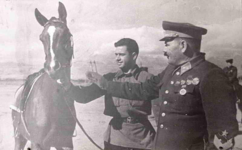 Легендарный генерал Шапкин - верно послужил царю и большевикам