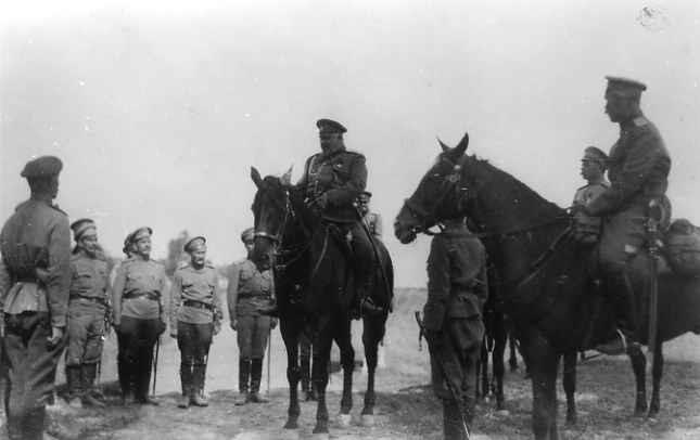 1914 год. Роковое решение Николая II
