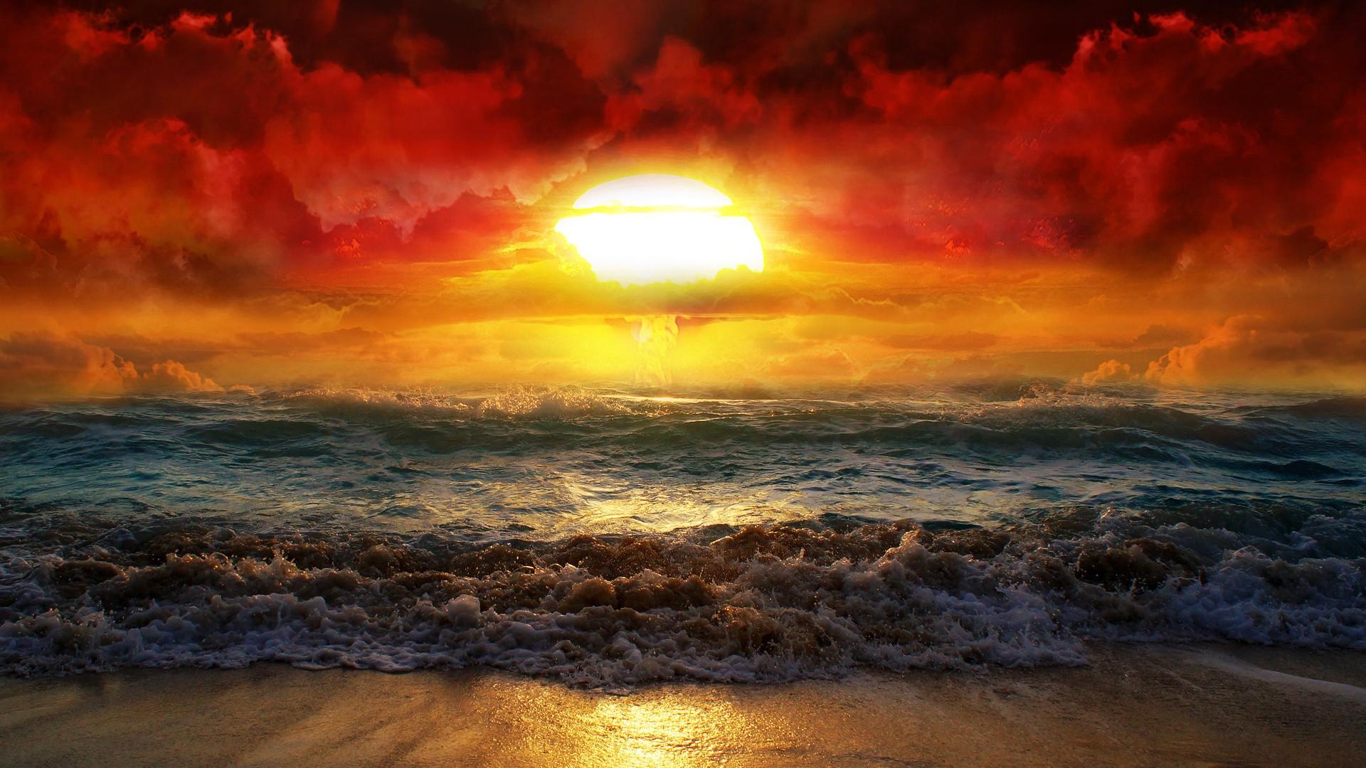 «Пламя ярче тысячи солнц...» - в древних индийских писаниях есть строки о ядерном оружии?
