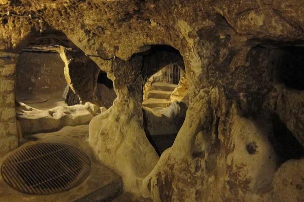 Подземные жители древней Европы