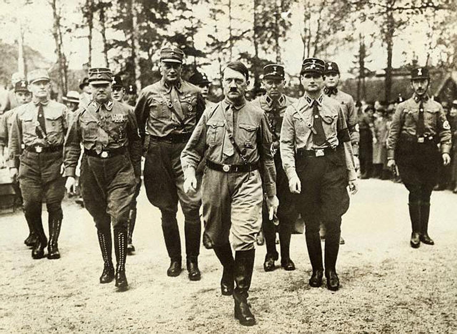 Астрологи и маги на службе у Гитлера