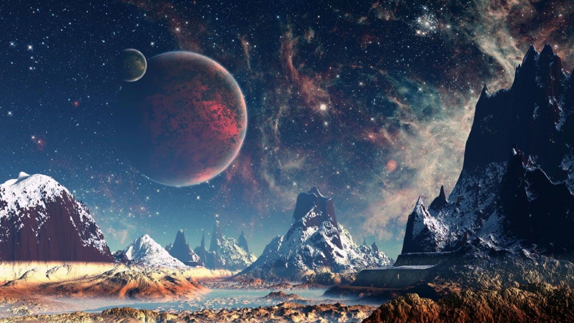 Экзопланеты и их обитатели