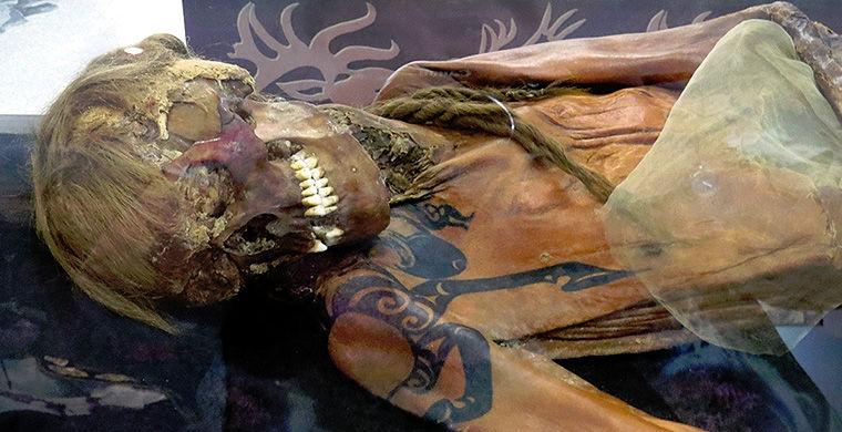 «Легенда» о тисульской принцессе