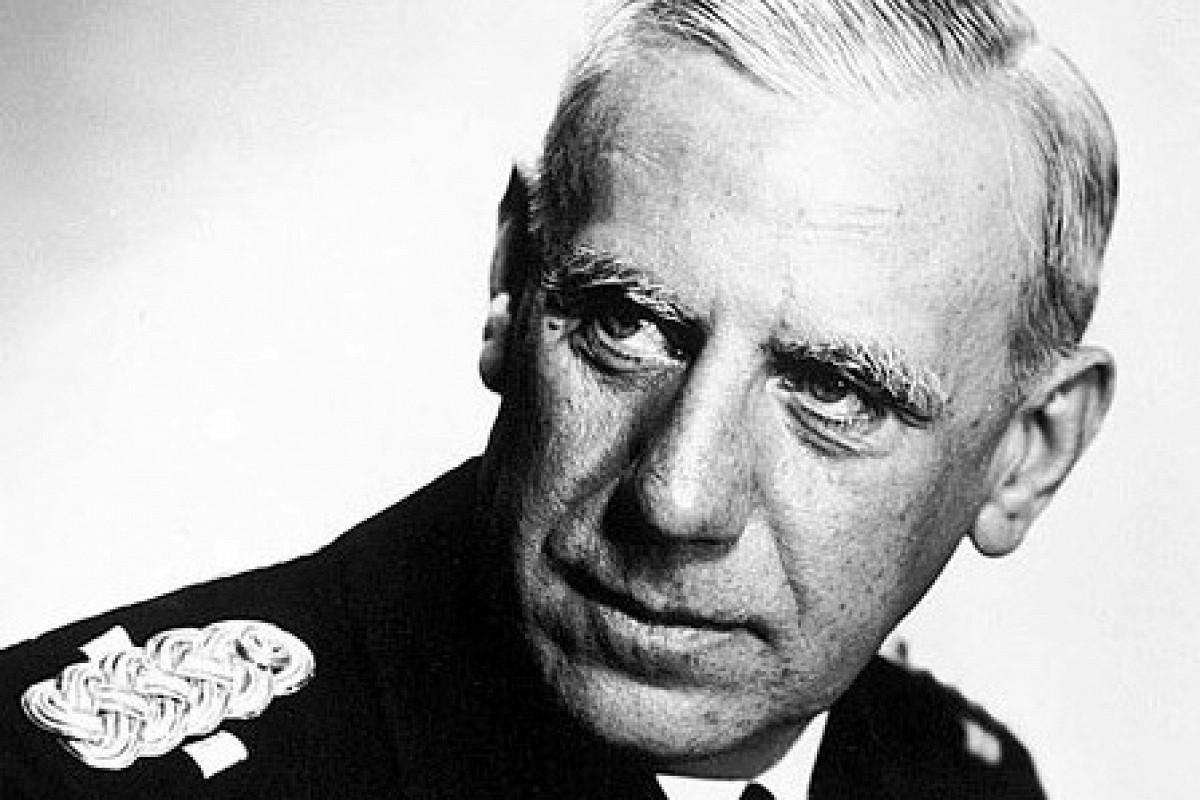 Адмирал Канарис - злой гений немецкой военной разведки