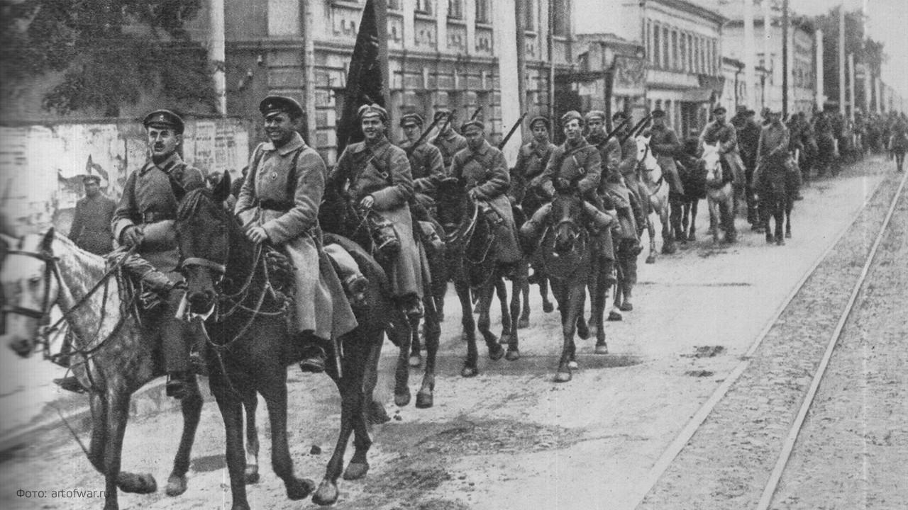 Мифы Гражданской войны