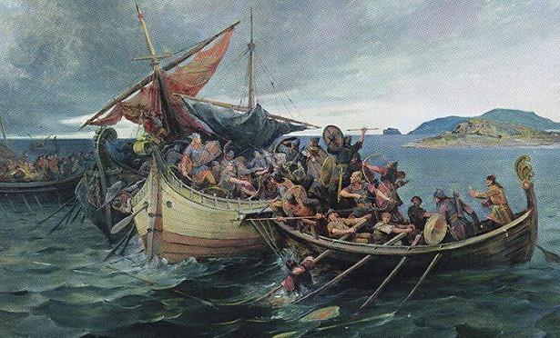 Ушкуйники: новгородские пираты. Их боялись даже татаро-монголы!