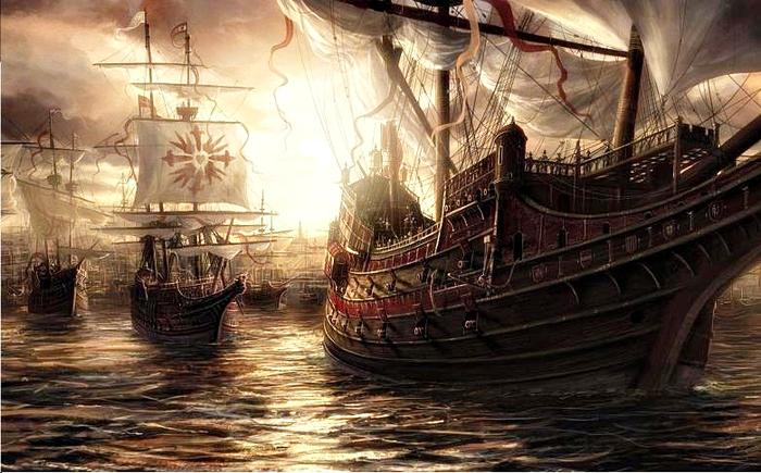 Корсар Ивана Грозного. Неизвестная страница из истории отечественного «морского разбоя»