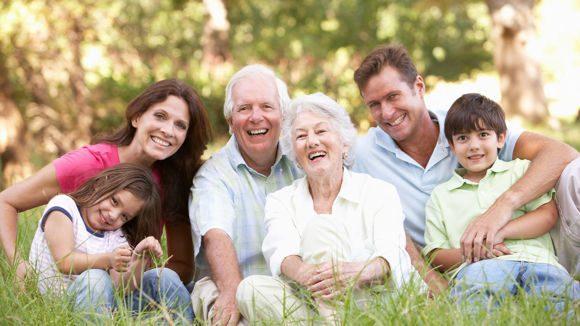 Крепкая семья продлевает жизнь