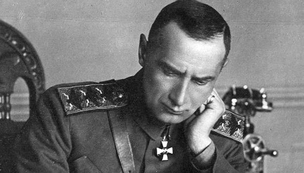 Александр Колчак - последняя надежда Российской империи