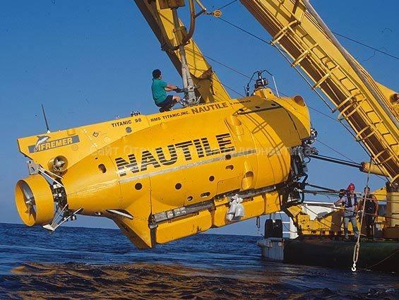 Покорение морских глубин