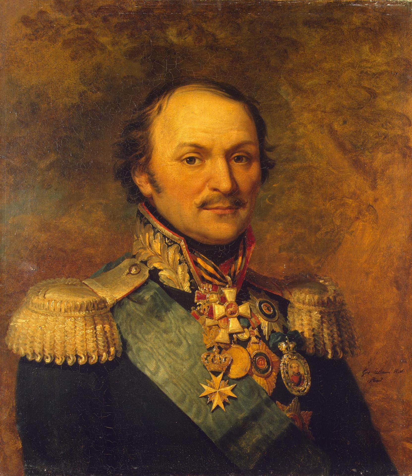 Героическая эпопея Вихрь-атамана Матвея Ивановича Платова